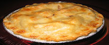 Handcrafted Apple Pie