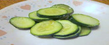 Buttery Zucchini w/ Chives