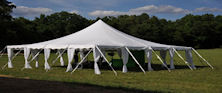 30' X 30' High Top Tension Tent