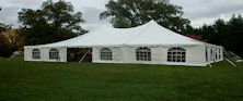30' X 45' High Top Tension Tent