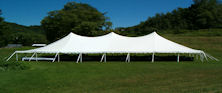 30' X 60' High Top Tension Tent